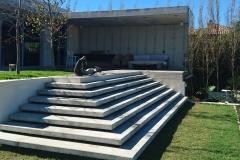 External Terrace Staircase